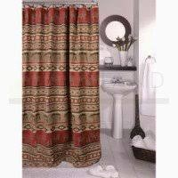 Adirondack Shower Curtain by Decorative Shower Curtains In Lodge Decor Themes