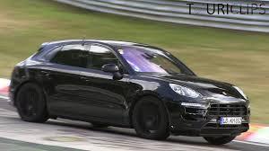 porsche macan turbo test porsche macan turbo s spied testing on the nürburgring