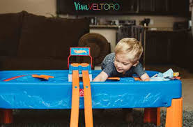 step2 wheels table catch speed with this awesome wheels play table from step2