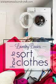 Colored Washing Machines Laundry Basics How To Sort Clothes Mama U0027s Laundry Talk