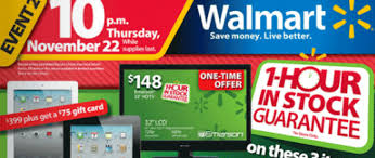 black friday 2012 ad has these top 10 black friday deals