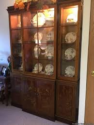 Drexel Heritage China Cabinet Drexel China Cabinet For Sale Classifieds