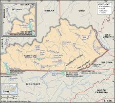 Kentucky rivers images Kentucky history geography state united states jpg