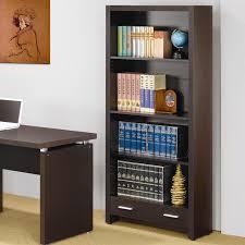 Coaster Bookshelf Bookshelf Coaster Papineau 800905 Jpg
