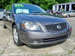 nissan altima full size a lot of cars inventory
