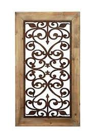 wood frame wall decor wall designs metal and wood wall tuscan carved garden