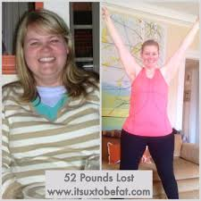 Stair Stepper Before And After by Kristi Has Lost An Amazing 52 Pounds And Shares Her Story