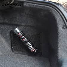 elastic nets vehemo universal car trunk extinguisher bags storage elastic