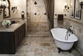bathroom amazing brown curtain shower beside wooden vanity with