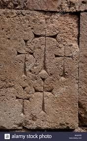 armenian crosses armenian crosses on the 7th century odzun church in debed