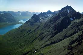 Rugged Mountain Range Free Picture Rugged Mountain Tops