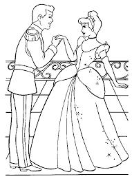 coloriage princesse disney cendrillon coloriage enfants az
