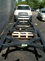 2001 toyota sequoia frame recall this is what a 2000 03 toyota tundra replacement frame looks like