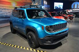 jeep renegade light blue jeep renegade customs sema 2014 photo gallery autoblog