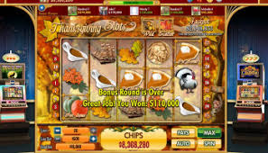 thanksgiving slots igt casino day of the dead new jackpot slots