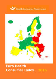 euro health consumer index 2016 health consumer powerhouse