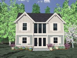 traditional style house plan 2 beds 2 00 baths 892 sq ft plan