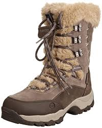 womens fur boots uk hi tec st moritz 200 waterproof high rise hiking shoes