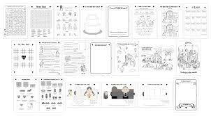 coloring pages printable interesting printable books children