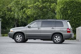 toyota highlander sales 2004 toyota highlander overview cars com