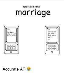 Funny Marriage Memes - 25 best memes about before and after marriage before and