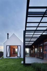 Modern House In Country Stylish Country House In Modern Style Seaview House Australia