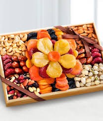 flowers fruit large flowering dried fruit nut tray at from you flowers
