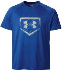 under armour home plate baseball graphic t shirt in for men