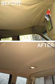 Fix Upholstery Car Interior Roof Repair Roof Upholstery Mobile Car Roof Lining