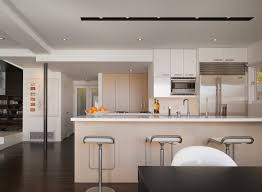Modern Kitchen Light Fixtures Attractive And Modern Track Lighting Laluz Nyc Home Design