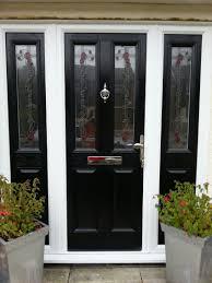 front door glass designs furniture interesting image of grey front porch design using