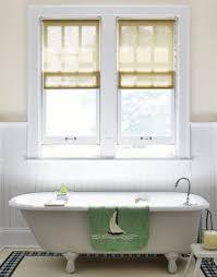 Bathroom Drapery Ideas Bathroom Window Curtains Modern Curtain Menzilperde Net