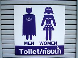 Mens And Womens Bathroom Signs Clever Men Women Bathroom Signs That U0027ll Make You Smile 35 Photos