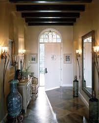 Harlequin Home Decor Rattan Floor Vase Living Room Scandinavian With White Floor