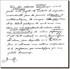 Einstein     s essay for the Aarau school  written in French  Einstein     s essay for the Aarau school  written in French Millicent Rogers Museum