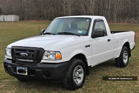 07 ford ranger specs 2008 ford ranger specs and photots rage garage