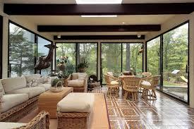awesome enclosed patio room ideas garden decors Enclosed Patio Designs