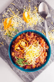 spicy turkey habanero crock pot chili dad with a pan
