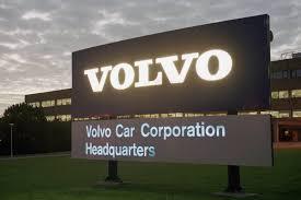 volvo headquarters volvo vägrar kommentera platinaproblem svd