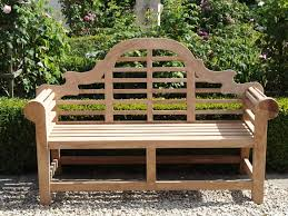 teak garden benches backless benches made from top grade