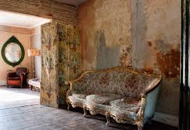 vintage french interior design