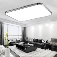 wohnzimmer led 96w led panel led deckenleuchte wohnzimmer beleuchtung led