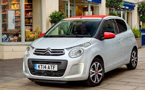 pimped out smart car citroen c1 review