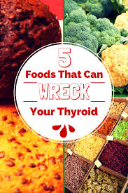got hypothyroidism avoid these foods