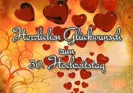 30 hochzeitstag glückwünsche und sprüche - 30 Hochzeitstag Spr Che