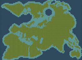 Accurate World Map by Pole Centered Worldmap 22 Civs Tsl Civfanatics Forums