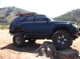 toyota 4runner lifted fs pacnorwest 1996 4runner lifted locked santa cruz ca 8k