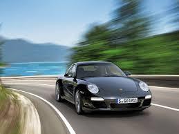 porsche 911 black announces 2012 911 black edition