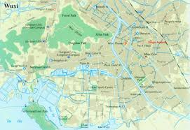 Great Wall Of China On Map by Wuxi Travel Guide Wuxi Travel Tips And Tour Guide