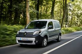 renault van 2017 renault kangoo ze small electric van now on sale with longer range